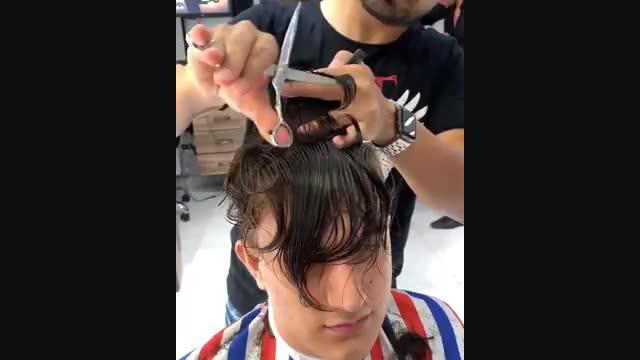 آموزش تضمینی آرایشگری مردانه 09123019243