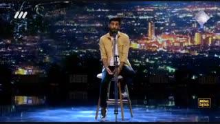اجرای خوانندگی محمد اقتدار نژاد در فصل دوم عصر جدید