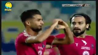 سوپر گل 40 متری محمد میری مقابل سپاهان