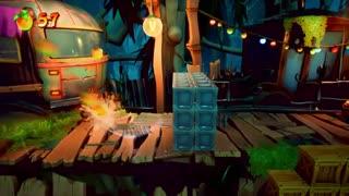 تریلر جدید Crash Bandicoot 4: It's About Time در برنامه State of Play - بازی مگ