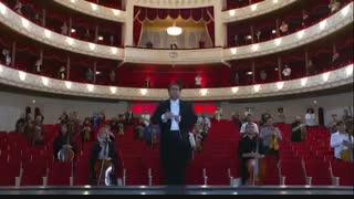 ویدئو کلیپ زیبای ارکستر ملی ایران