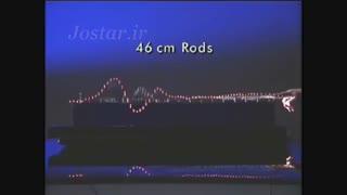 تاثیر چگالی جرمی بر سرعت انتشار موج مکانیکی