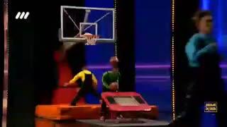 اجرای بسکتبال نمایشی گروه عاج فیل در فصل دوم عصر جدید