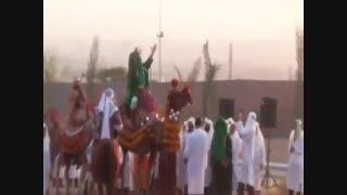 نمایش حجت الوداع و واقعه غدیر  اجرا در شهرک شهید محلاتی سال 96
