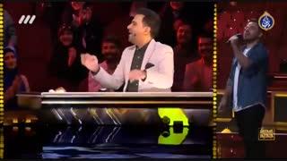 اجرای خنده دار دوبله متفاوت از گروه کرموبله در فصل دوم عصر جدید
