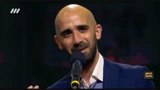 اجرای زیبای  خوانندگی پویان جناتی در فصل دوم عصر جدید