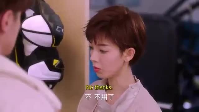 سریال چینی دختر تکشاخ من قسمت 21 با زیرنویس فارسی